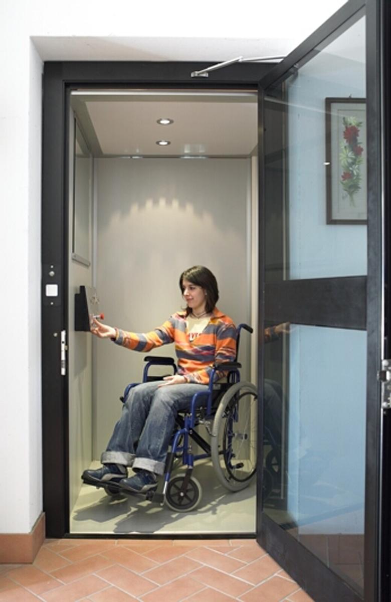 Ascenseurs sauli re pourquoi installer un ascenseur privatif domicile - Installer un ascenseur ...
